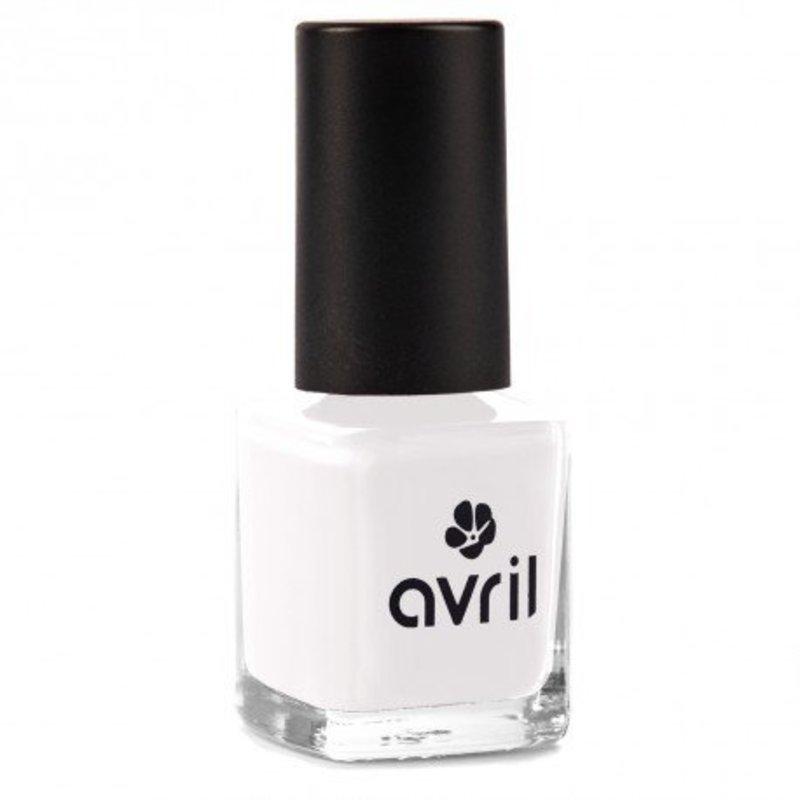 Avril Natural Nail Polish French Blanc