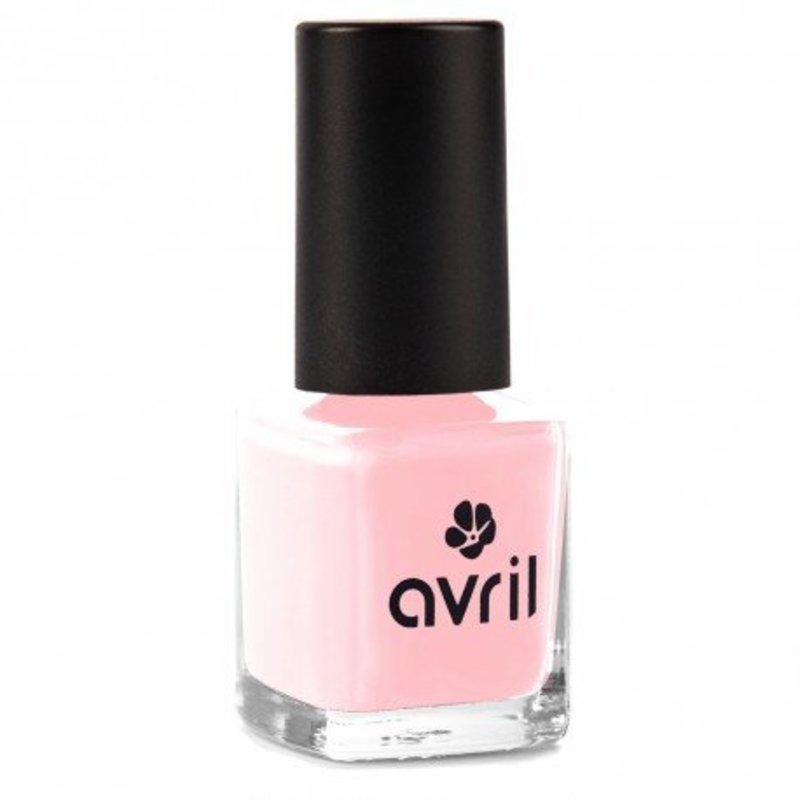 Avril Natural Nail Polish French Rose