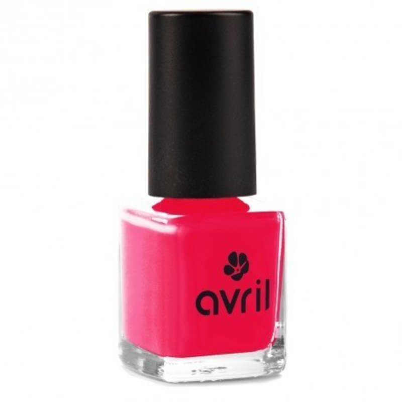 Avril Natural Nail Polish Sorbet Framboise
