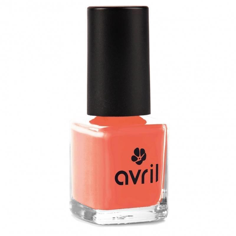 Avril Natural Nail Polish Corail