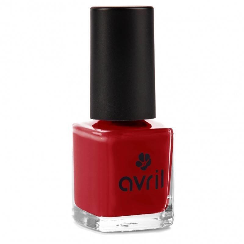 Avril Natural Nail Polish Rouge Opéra
