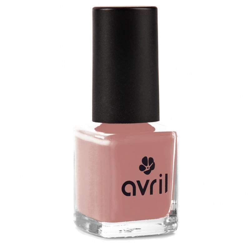 Avril Natural Nail Polish Nude