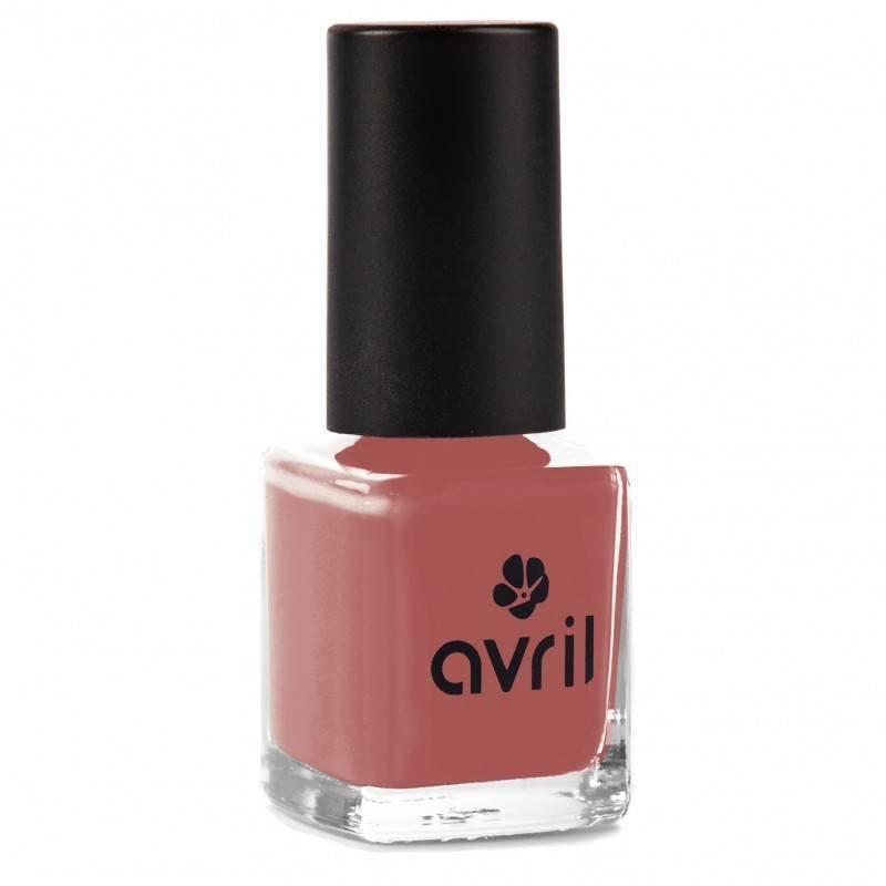 Avril Natural Nail Polish Marsala