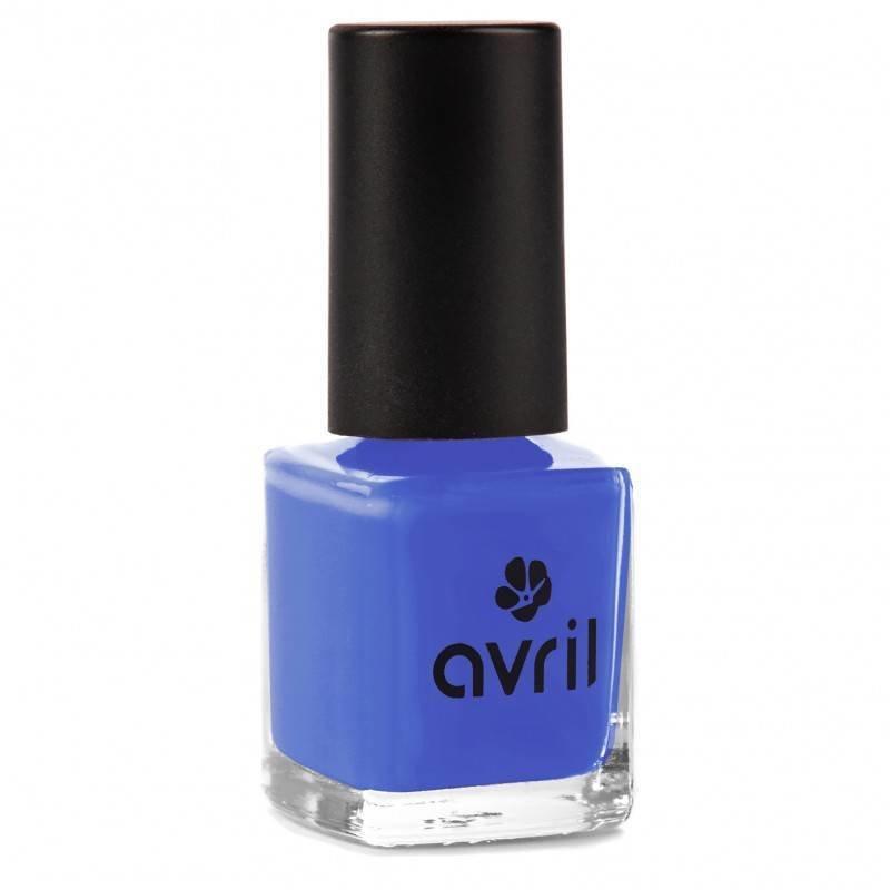 Avril Natural Nail Polish Lapis Lazuli