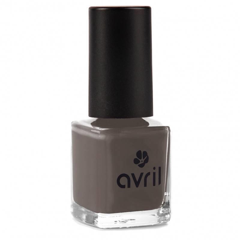 Avril Natural Nail Polish Bistre