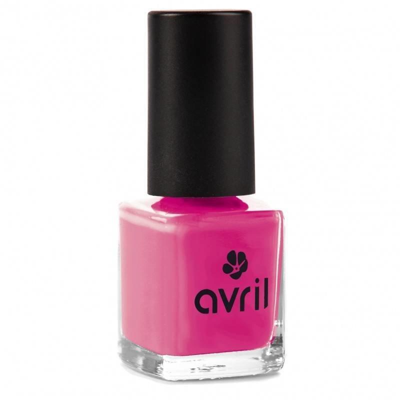 Avril Natural Nail Polish Rose Bollywood