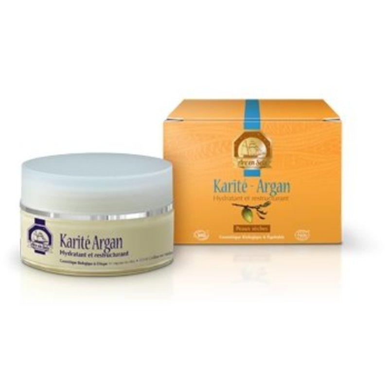 Arc en Sels Organic Shea Butter & Argan Oil