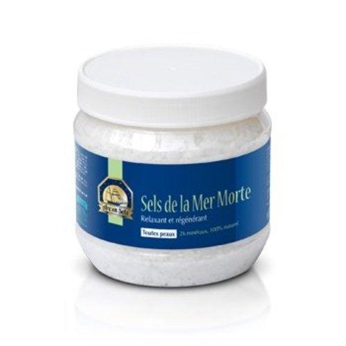 Arc en Sels Dead Sea Bath Salt with 26 Minerals