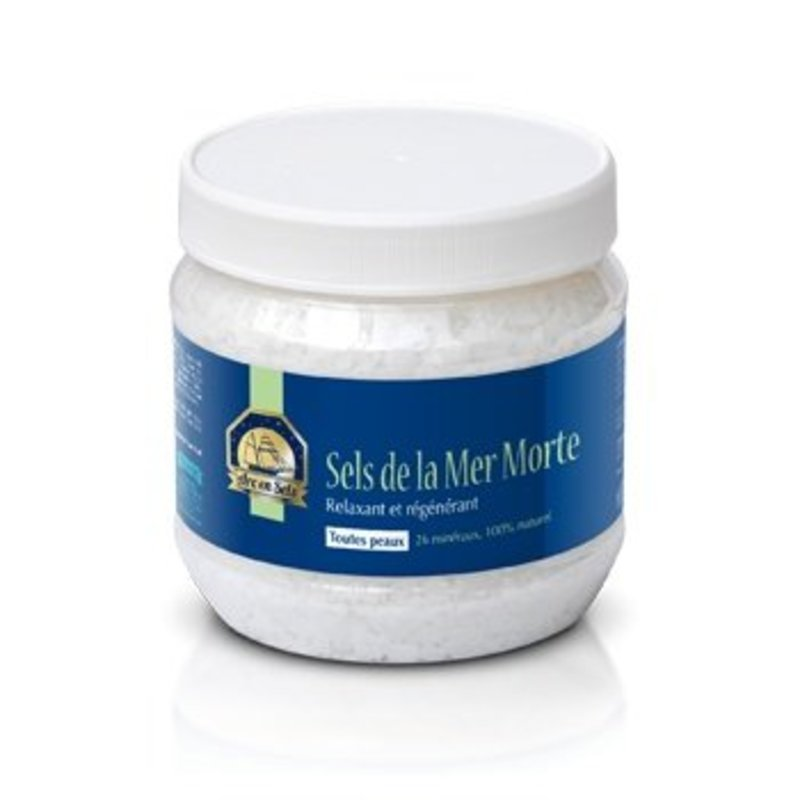 Arc en Sels Dead Sea Bath Salt with 26 Minerals
