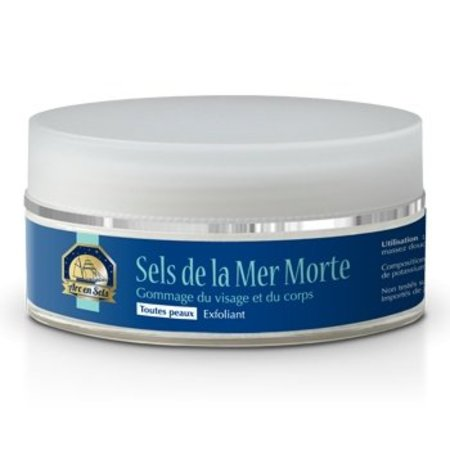 Arc en Sels Dead Sea Scrub Salt