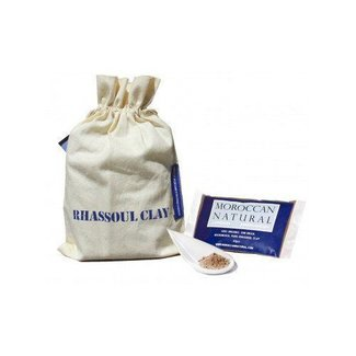 Moroccan Natural Rhassoul Clay