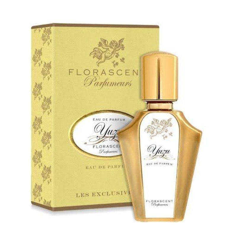 Florascent natural eau de parfum Les Exclusives Yuzu
