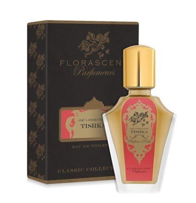 Florascent Natürliches Parfüm de Poche Tishka