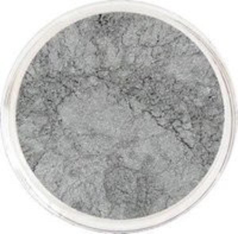 Pavèz Natuurlijke oogschaduw Sparkling Silver