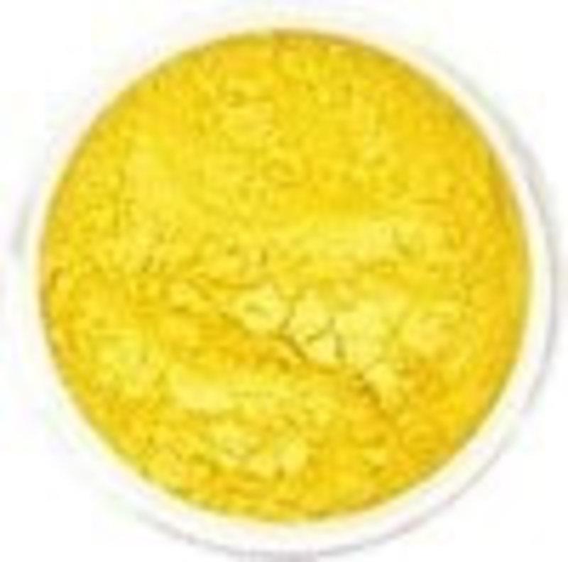 Pavèz Mineral Eye Shadow So Yellow