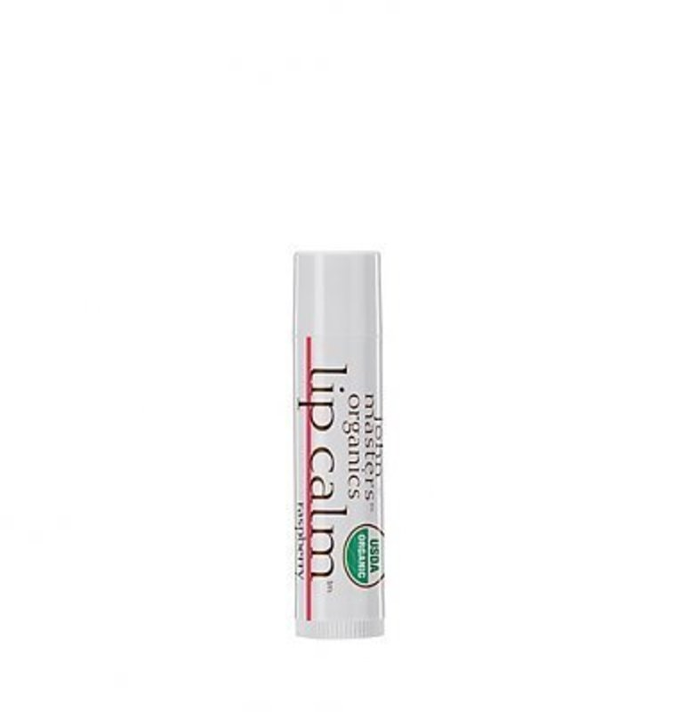 John Masters Organics Natural Lip Balm Raspberry
