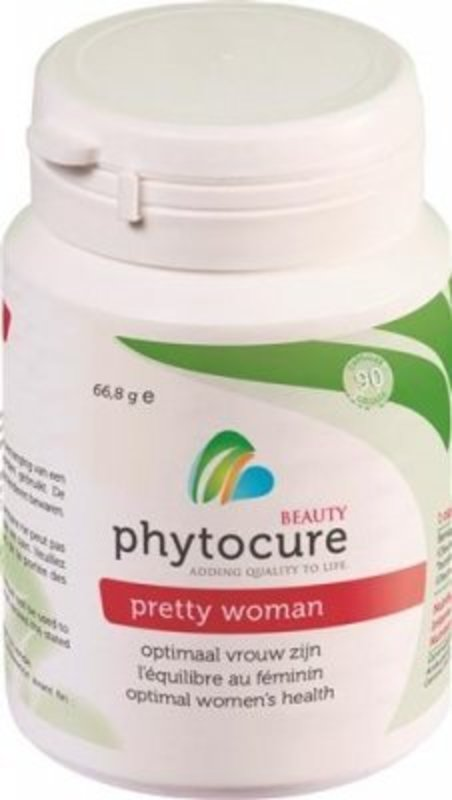 Phytocure Pretty Woman Supplement