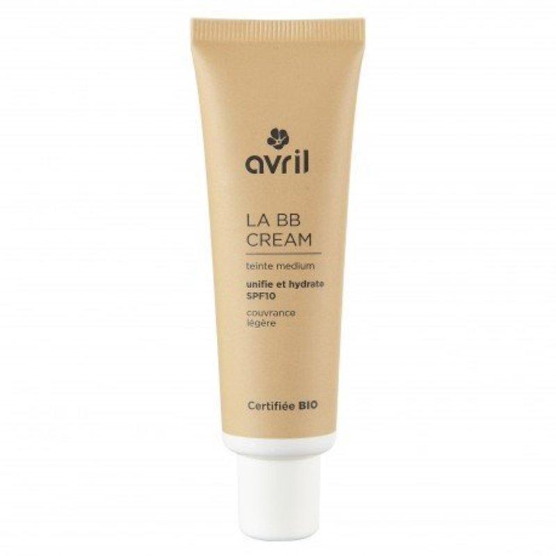 Avril Organic BB Cream Medium