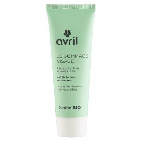Avril Face Scrub