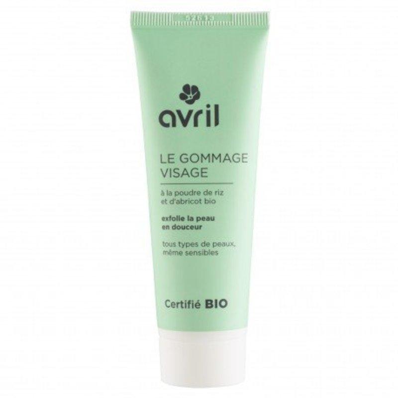 Avril Organic Face Scrub