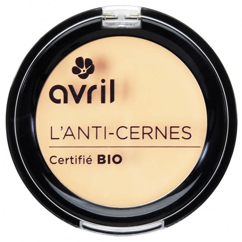 Avril Organic Cream Concealer Ivoire