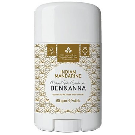Ben & Anna Deodorant stick Indian Mandarine