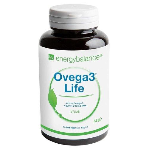 EnergyBalance Ovega3 Life Algae Oil Vegacaps 200mg
