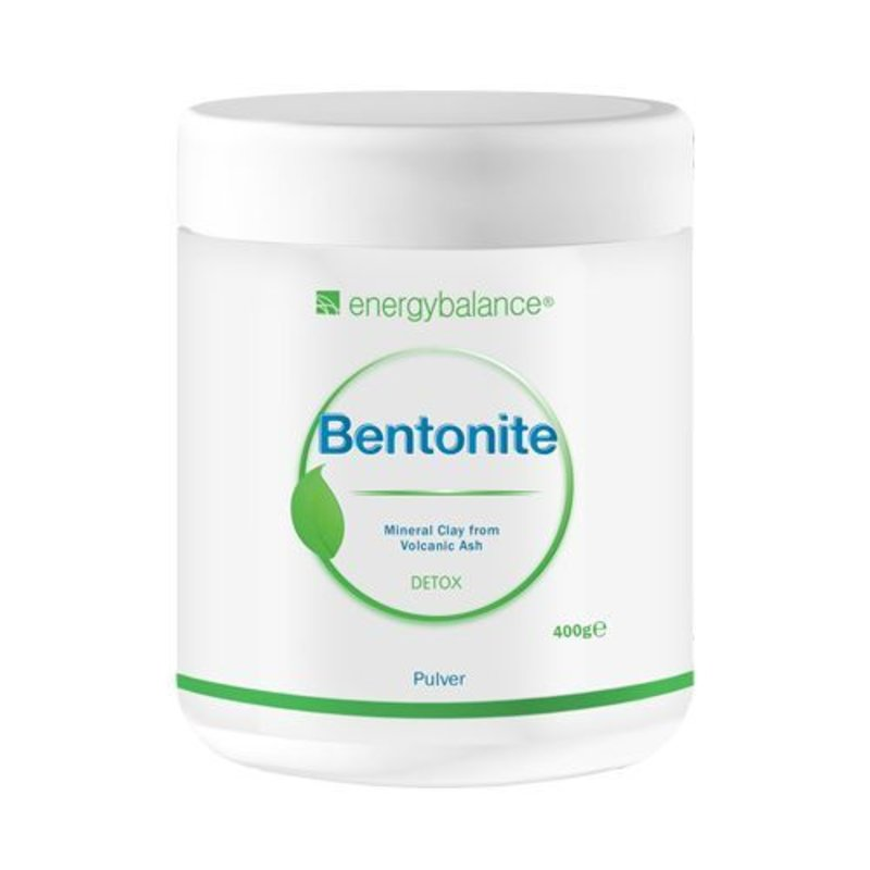 EnergyBalance Bentonit Montmorillonit Ton