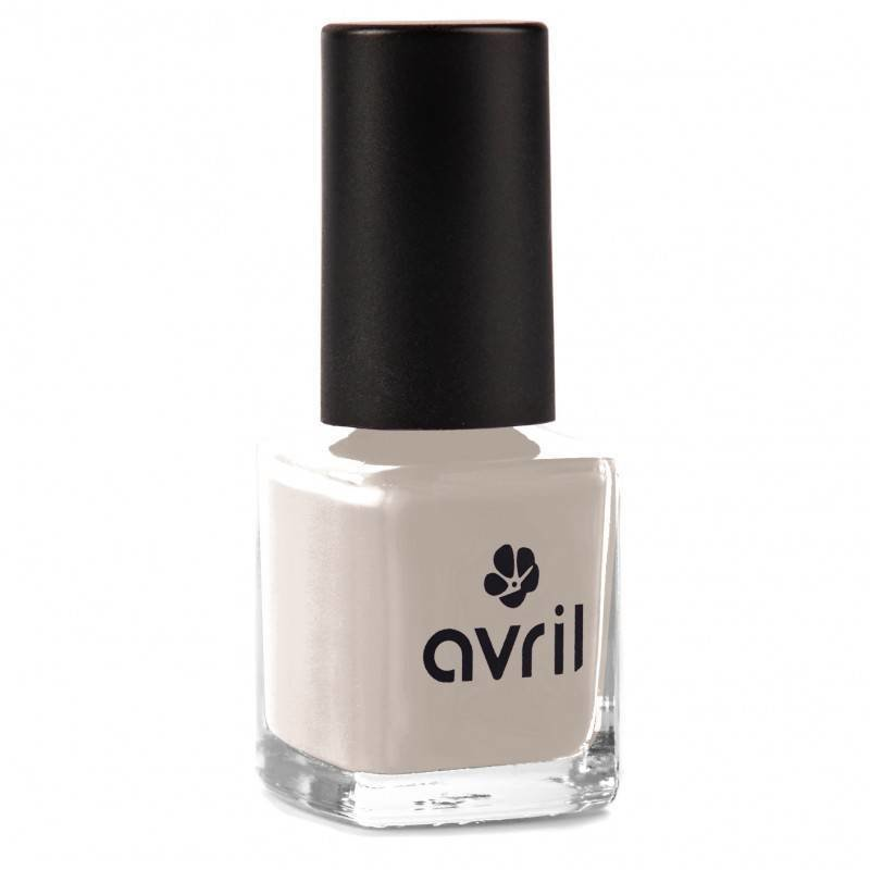 Avril Natural Nail Polish Galet