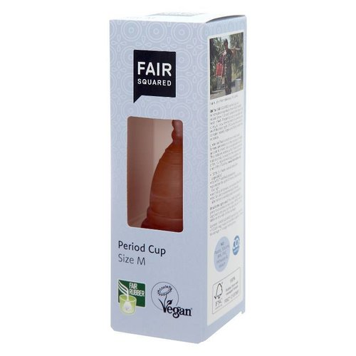 Fair Squared Menstruationstasse M