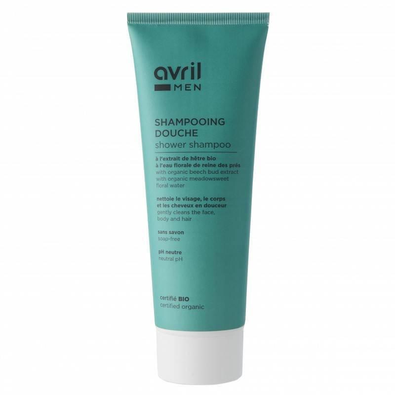 Avril Organic Shower Gel & Shampoo in 1
