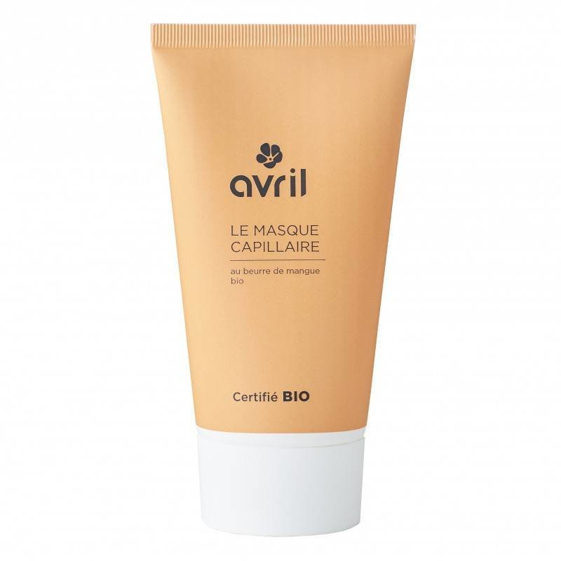 Avril Biologische Haarmaske Mango