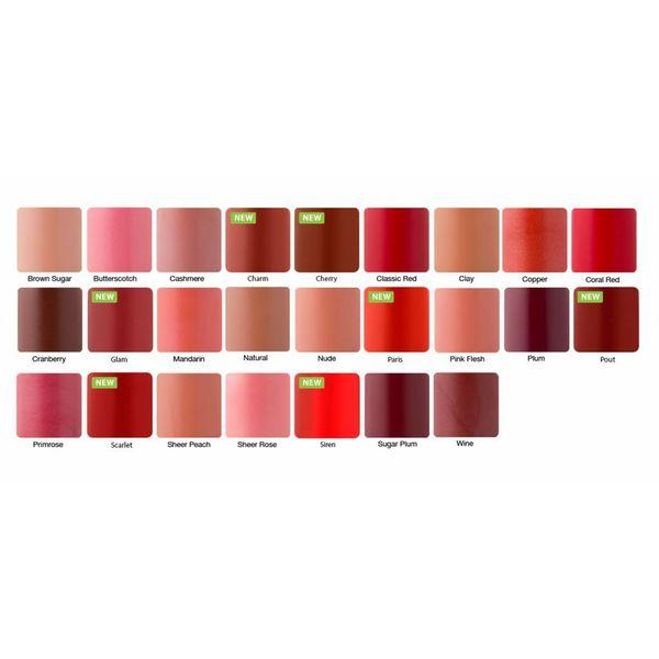 Organic Flora Lipstick Scarlet