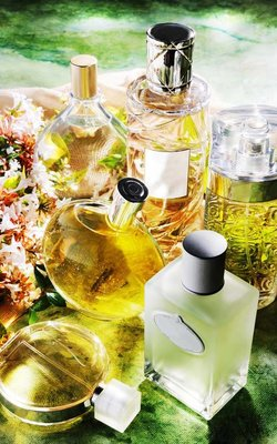 Natürliches Parfum