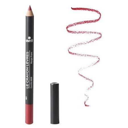 Avril Le Crayon Lèvres Rouge France