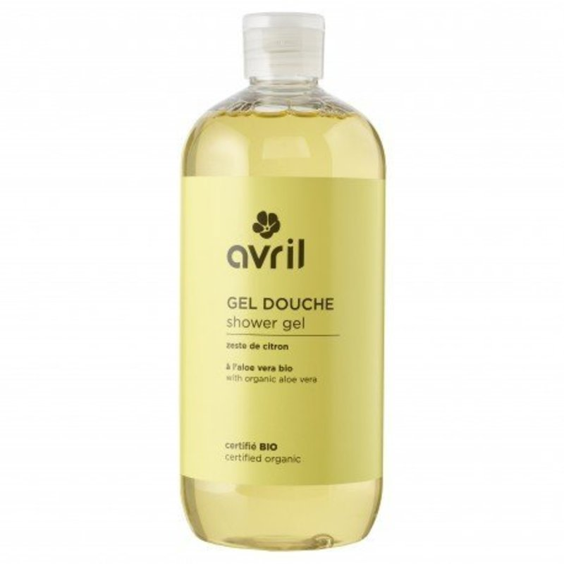 Avril Organic Shower Gel Lemon