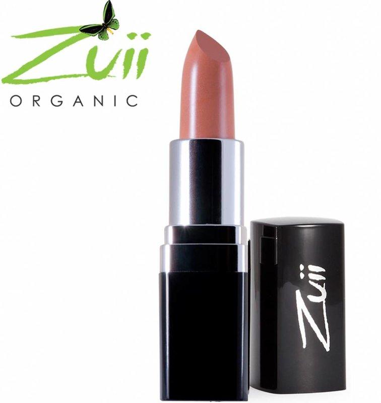 Zuii Organic Organic Flora Lipstick Sheer Peach