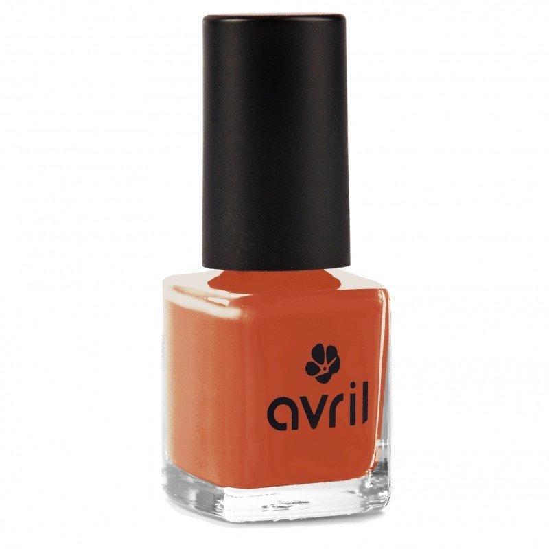 Avril Natural Nailpolish Tangerine