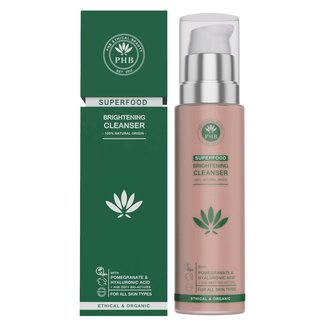PHB Ethical Beauty Aufhellende Superfood-Gesichtsreiniger