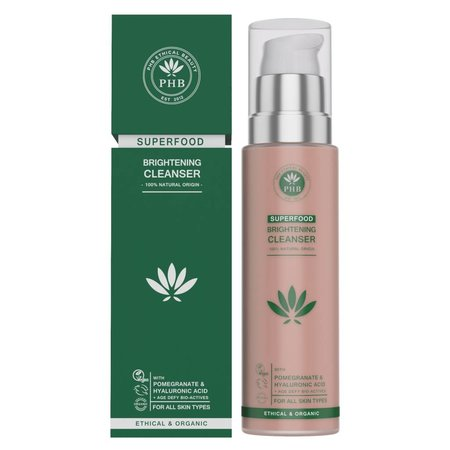 PHB Ethical Beauty Superfood Brightening Facial Cleanser