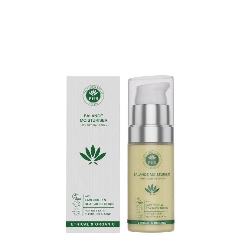 PHB Ethical Beauty Natural Balance Facial Cream