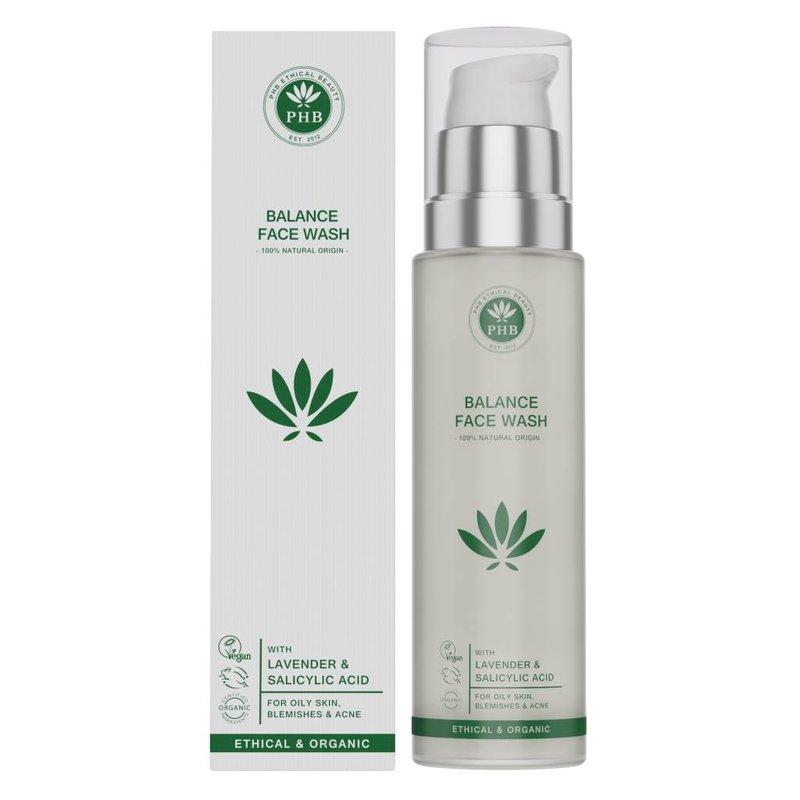 PHB Ethical Beauty Natural Balance Facial Wash