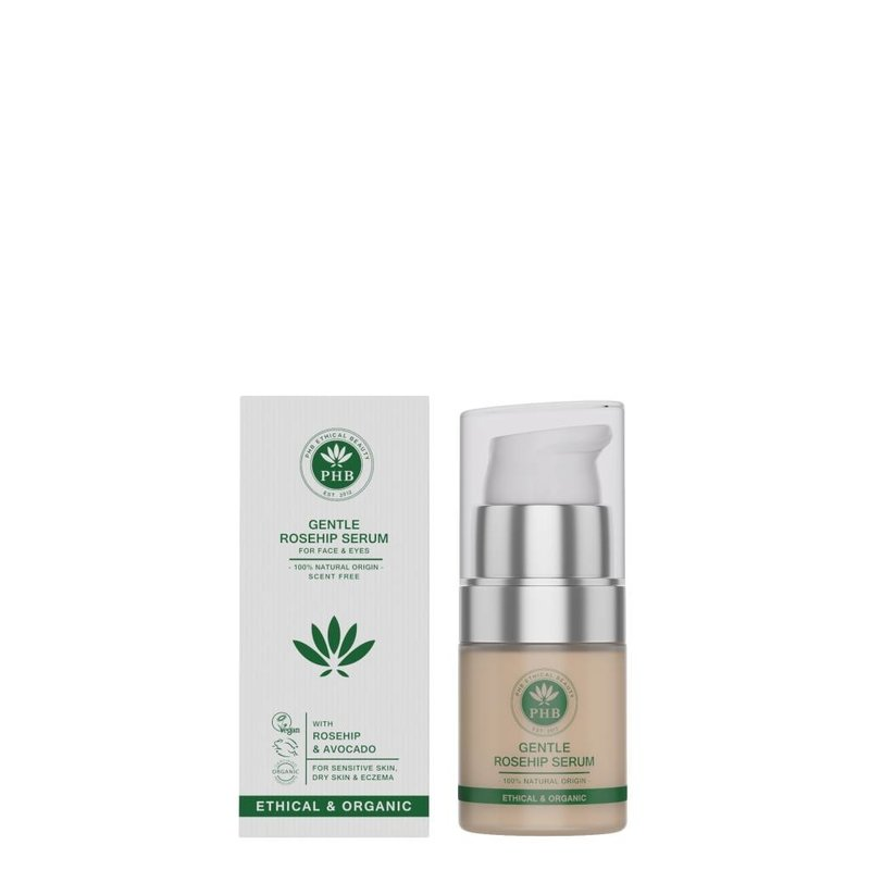 PHB Ethical Beauty Natural Gentle Face and Eye Serum
