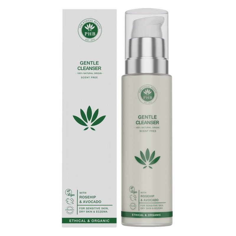 PHB Ethical Beauty Natural Gentle Facial Cleanser