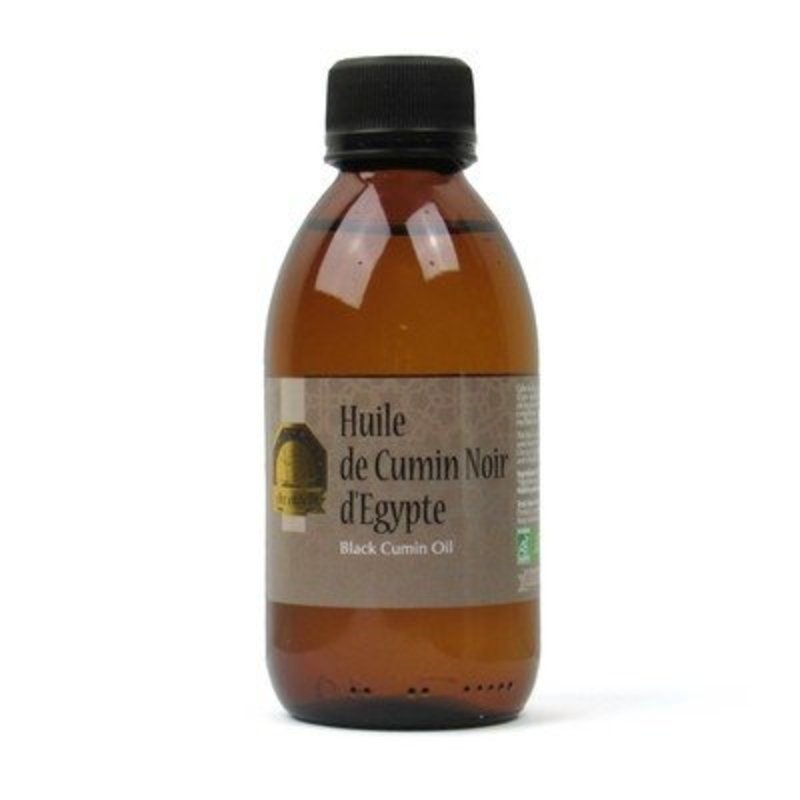 Arc en Sels Organic Egyptian Black Cumin Oil