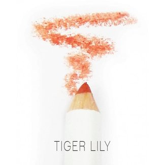 PHB Ethical Beauty Natural & Organic Lip Pencil Tiger Lily