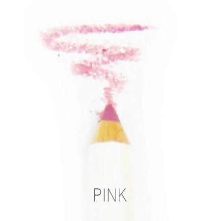 PHB Ethical Beauty Natural & Organic Lip Pencil Pink