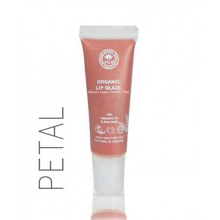PHB Ethical Beauty Lip Glaze Petal