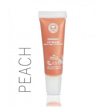 PHB Ethical Beauty Lip Glaze Peach