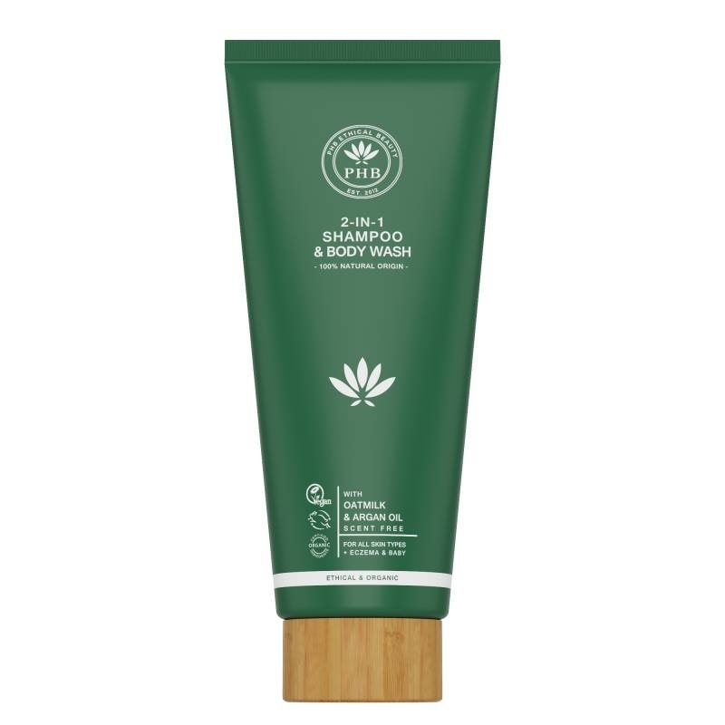 PHB Ethical Beauty Natürliches Shampoo & Körperwäsche